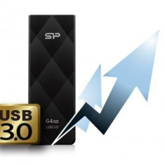 SP USB 3.0, Blaze B20 16GB, Black Silicon Power
