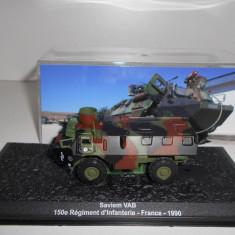 Macheta Saviem VAB - France - 1990 scara 1:72