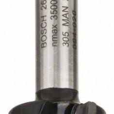 Freza de raionat convexa doua taisuri- HM - Masina de frezat Bosch