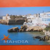 HOPCT 26399 TUNISIA MAHDIA -STAMPILOGRAFIE-CIRCULATA, Printata