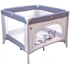 Tarc de joaca Conti - Coto Baby - Gri