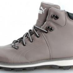 NOU ! Ghete Puma 40 100% Originale . Bocanci iarna Adidas Nike cizme - Ghete barbati Puma, Culoare: Argintiu