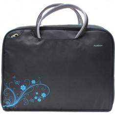 PortCase Laptop Bag 15.6 inch Black Sumdex