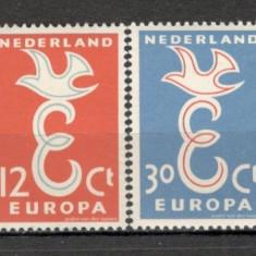 Olanda.1958 EUROPA SN.279 - Timbre straine, Nestampilat