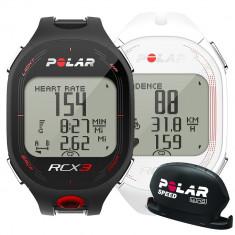 Polar RCX3 Bike ceas masurare ritm cardiac (Speed) - Aparat monitorizare