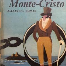 LE COMTE DE MONTE-CRISTO - Alexandre Dumas (carte copii in limba franceza) - Carte in franceza