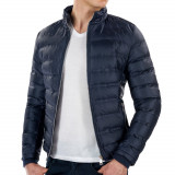 Geaca Pufoaica Barbati marca DanyParis XL Bleumarin - Geaca barbati, Marime: XXL