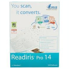 IRIS READ PRO 14 - Software utilitar