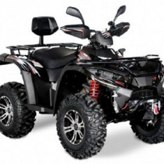 ATV Linhai DragonFly 500 S 4x4 2016 - cadou cutie spate