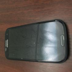 Samsung Galaxy S3 GT I9300, Negru. 64 GB - Telefon mobil Samsung Galaxy S3, Neblocat, Dual core, 1 GB