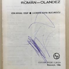 GHID DE CONVERSATIE ROMAN-OLANDEZ - Ion Mihail Iosif