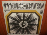 -Y- MELODII 81 2    DISC VINIL LP