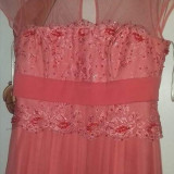 Rochii - Rochie de seara, Marime: 42, Culoare: Roz