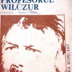 Profesorul Wilczur (Vraciul - partea a doua) - Carte in engleza