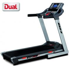 BH Fitness F2W Dual i.Concept banda de alergare - Benzi de alergat BH Fitness, Max. 135
