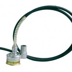 Pompa submersibila Masalta MSP-2 antrenata de motor vibrator MVE - Vibrator beton
