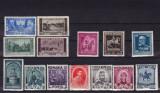 ROMANIA 1938  LP 128  CENTENARUL NASTERII REGELUI CAROL  SERIE  MNH, Nestampilat