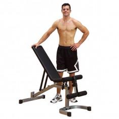 Banca abdomene universala Powerline (PFID130X) - Banca de exercitii