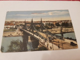CP Germania 1912 podul din manheim, Circulata, Printata