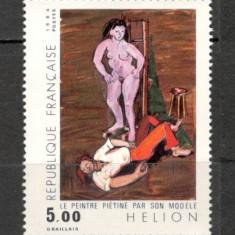 Franta.1984 Pictura moderna  SF.632.11