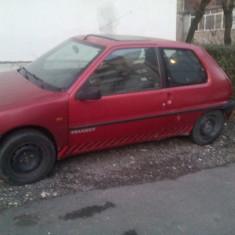 Peugeot din anul 1996, Benzina, 1300 cmc, Model: 106, 196000 km