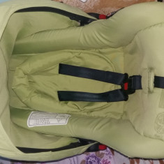 Scoică bebe Bertoni - Scaun auto copii Bertoni, 0+ (0-13 kg), Opus directiei de mers