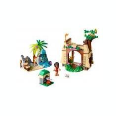 Vaiana si aventura ei de pe insula - LEGO Disney Princess