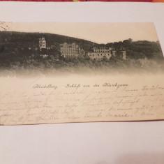 CP Germania 1898 aalen heidelberg, Circulata, Printata