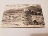 CP Austria 1903 rankweil freiburg, Circulata, Printata