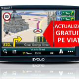 GPS Navigatii GPS Navigatie AUTO, TAXI, TIR, CAMION, IGO 3D Full Europa 2017, 5 inch, Toata Europa, Lifetime, Car Sat Nav, peste 32 canale