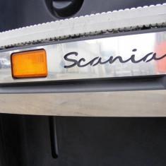 Ornament Treapta Scania R din Inox 2 Piese - Camion