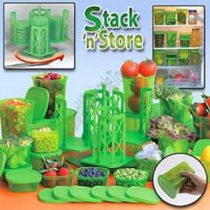 Set cutii 54 de piese Stack'n'Store