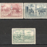 Cehoslovacia.1949 75 ani UPU CC.203, Nestampilat