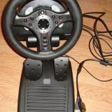Volan cu pedale pt. PlayStation 3, 2 si PC/Calculator