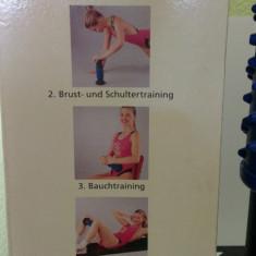 Aparat Fitness masaj piept umeri brate picioare antrenament abdominal - Aparat masaj Yamuna
