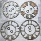 Distantier 5mm aluminiu pt roti/jante aliaj evazat/largit/micsorat et