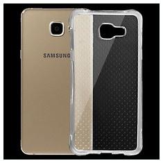 Husa transparenta de silicon pentru Samsung A5 2016 - Husa Telefon, Samsung Galaxy A5