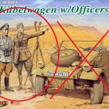 + Lot 2 figurine montate Dragon 1/35 - Rommel si ofiter +