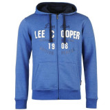 Hanorac barbati Lee Cooper Zip Thru original - marimea L