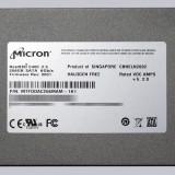 SSD Micron 256GB SATA-3, 6Gb/s