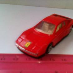 Bnk jc Ferrari Testarossa - Maisto - Macheta auto