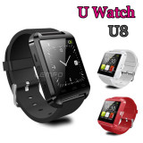Smartwatch Ceas Inteligent U8+, NOI, Model 2016, Factura si Garantie 12Luni!, Alte materiale, watchOS