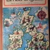 Limba Engleza Manual Pentru Clasa A V-a (anul 4 De Studiu) - Georgiana Galateanu, 390357 - Carte in engleza