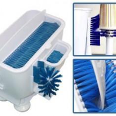 Wash N Bright - Aparat pentru spalarea vaselor manual - Masina de spalat vase, Incorporabil, A