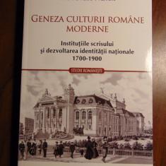 Geneza culturii romane moderne - Alex Drace-Francis (Polirom, 2016)
