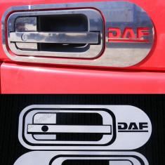 Ornament Maner Portiera DAF XF 95/105 din Inox - Tuning camioane
