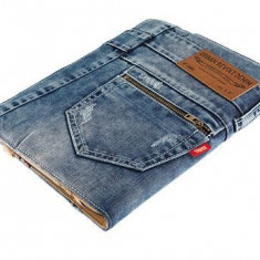 TRUST Universal Jeans Folio Stand for 10 tablets