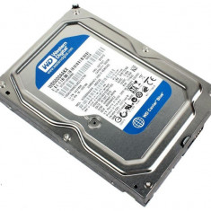 Hard-disk PC WD 500 GB Blue, Sata2, 7200 rpm, 16MB, 100% health L62, 500-999 GB, Western Digital