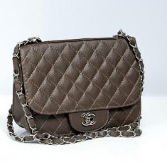 Geanta / Poseta dama de umar Chanel - Cadou Surpriza - Geanta Dama Chanel, Culoare: Din imagine, Marime: One size, Geanta plic, Asemanator piele