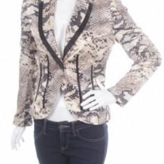 Sacou dama Unicat/Stil Massimo Dutti Zara, Marime: M, Culoare: Multicolor